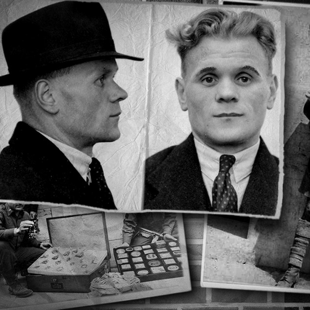 'Gentle Johnny' Ramensky: Notorious Safe Cracker Turned World War II Commando