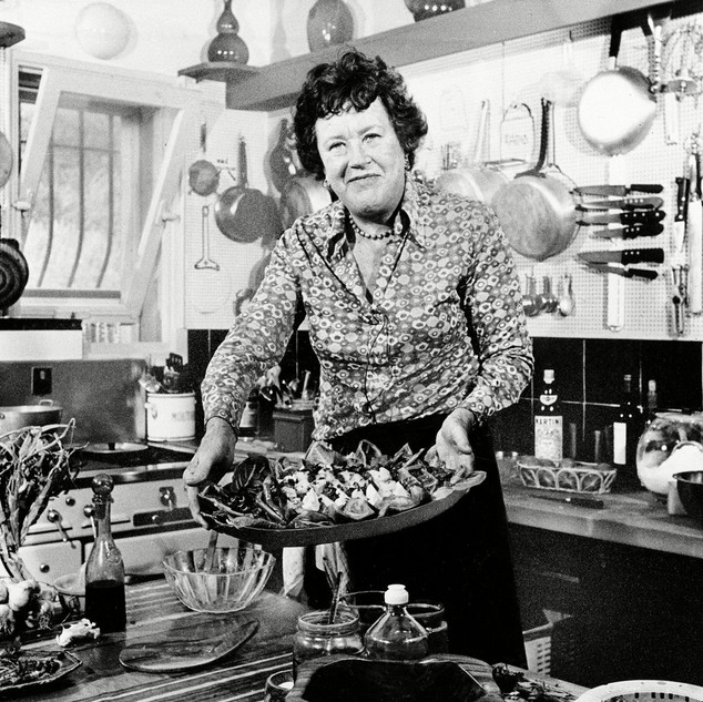 Julia Child: The OSS Officer Who Introduced French Cuisine to American Households