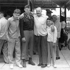The Legend of Jack Hemingway: OSS Commando, Fly Fisherman, POW, Writer