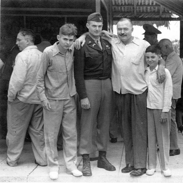 The Legend of Jack Hemingway: OSS Commando, Fly Fishermen, POW, Writer