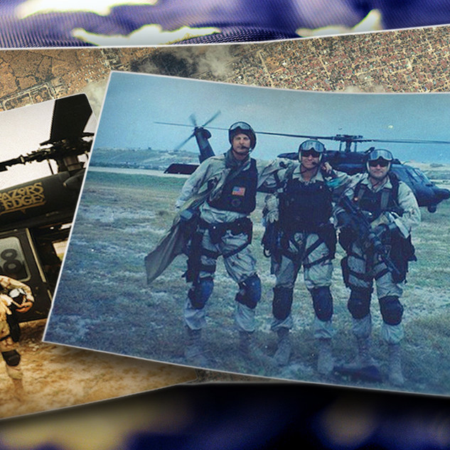 Combat Search and Rescue in Mogadishu: The Scott Fales Story