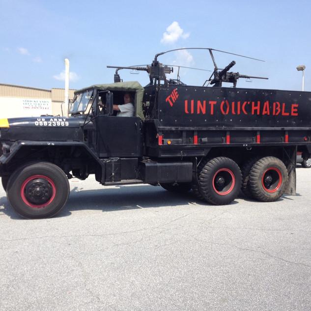 The Gun Trucks of Vietnam: How US Soldiers Transformed Cargo Vehicles Into War Machines