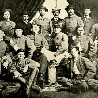 The 'Gray Ghost' Who Created Mosby's Rangers