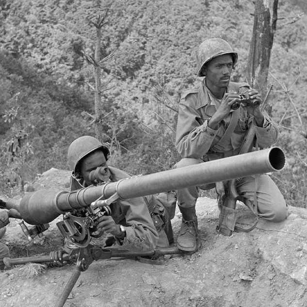 The Kagnew Battalion: Ethiopian Troops Who Fought Alongside Americans During the Korean War