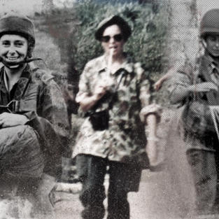 The Female War Reporter Who Parachuted Into Vietnam With French Commandos
