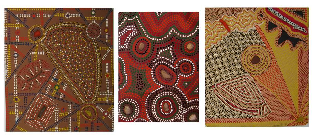 Aboriginal Dreamtime Painting