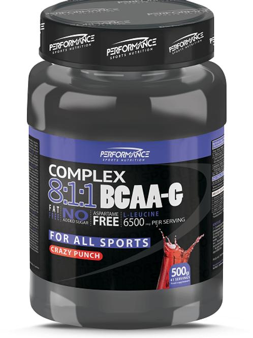 Complex 8:1:1 BCAA-G