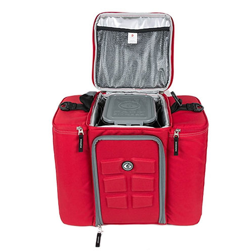 Sac Isotherme multi-fonctions - Expert innovator 500 - Rouge