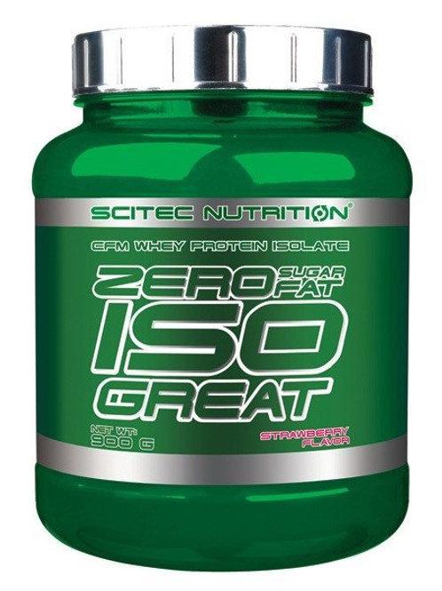 Zero Sugar/Zero Fat Isogreat