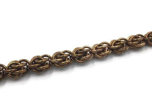 Sweetpea Bracelet, Bronze ($18-$21)
