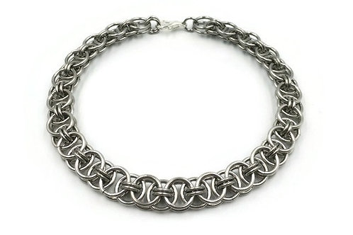 Helm Chain Bracelet, Stainless Steel ($22-$25)