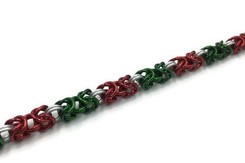 Byzantine Bracelet, Byzantine Christmas ($19-$22)