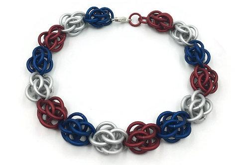 Sweetpea Bracelet, Patriotic ($16-$19)