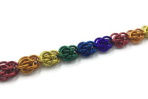 Sweetpea Bracelet, Bright Rainbow ($16-$19)