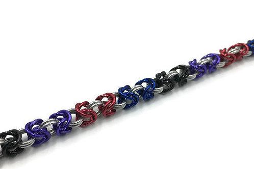Byzantine Bracelet, Bold Boxes ($19-$22)