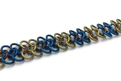 Classic European Bracelet, Butterscotch Blue ($11-$14)