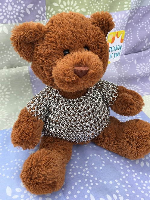 Armored Teddy