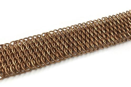 Dragonscale Bracelet, Bronze ($58-$61)