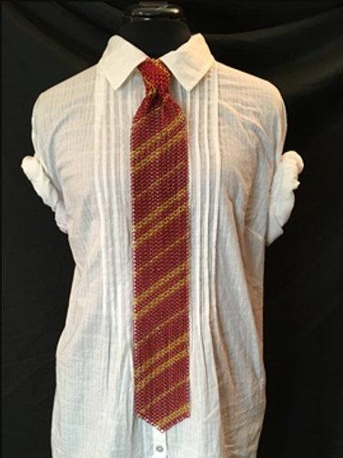 Chainmail Necktie