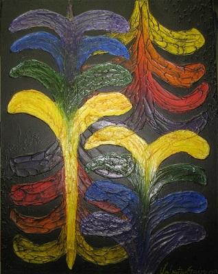 Palma Malagana-Malagana Palm tree