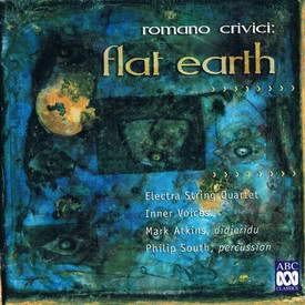 Romano Crivici Flat earth