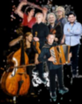 Tango Paradiso tango band Australia