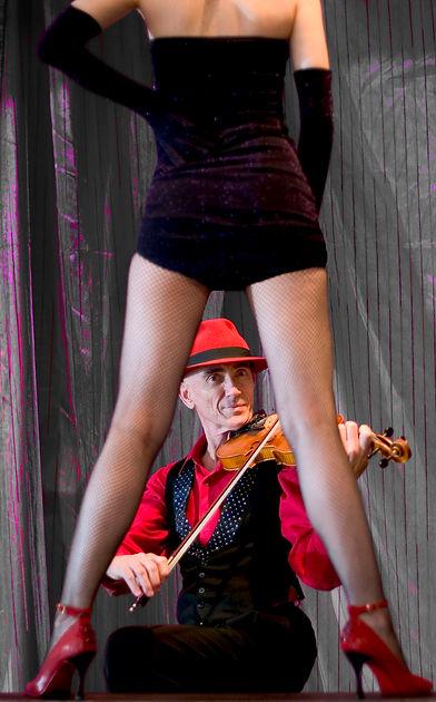 carla and mosh tango paradiso