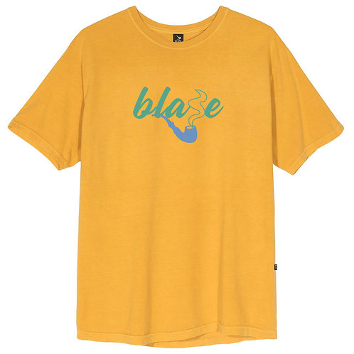 Tee Blaze Smoke Yellow