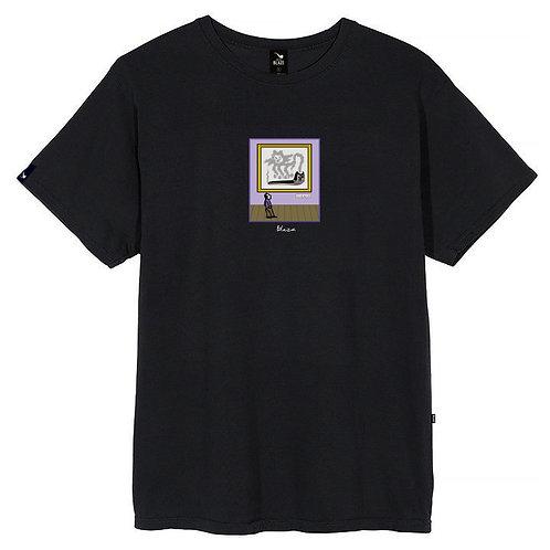 Camiseta Painting Preta