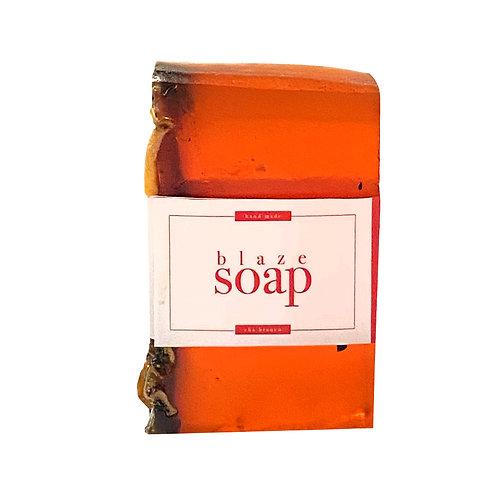 Blaze Soap Cha Branco