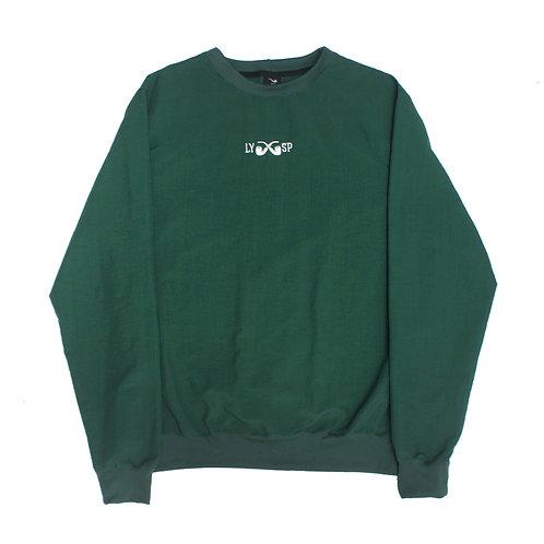 Crewneck Ly x Sp Green