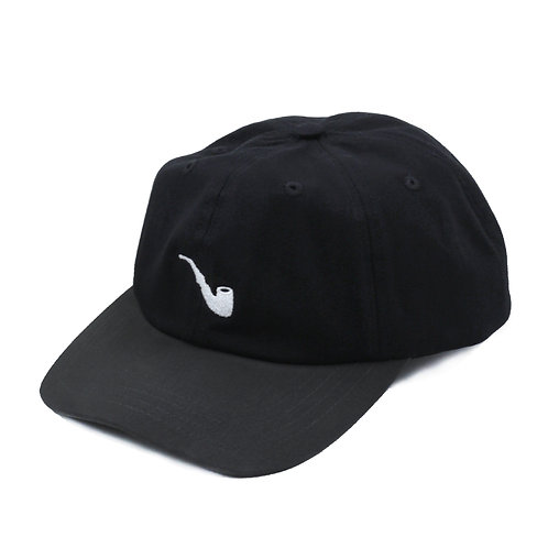 Strapback Pipe Black Grey