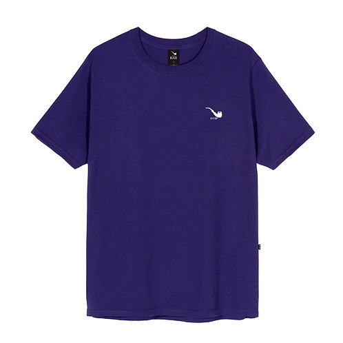 Tee Pipe Back Purple