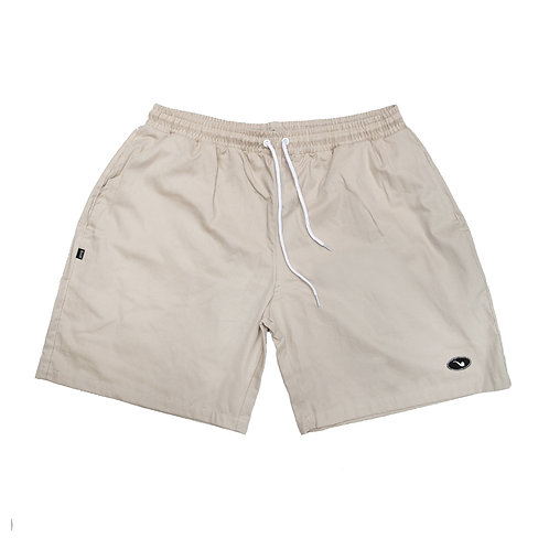 Shorts Patch Beige