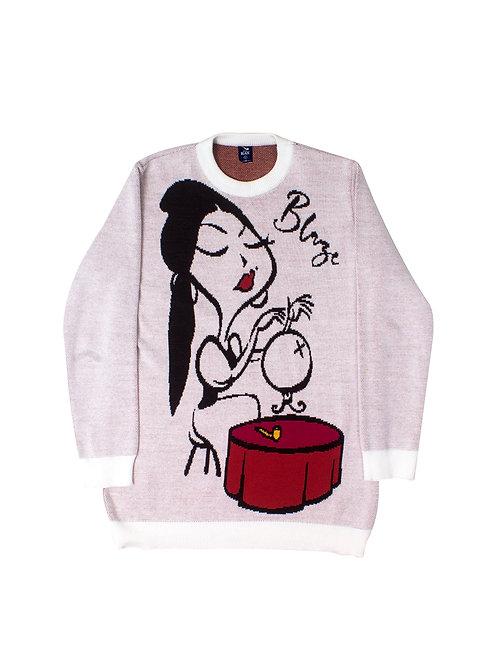 Sweater Fortune Off White
