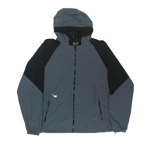 Jacket Trad Grey Black