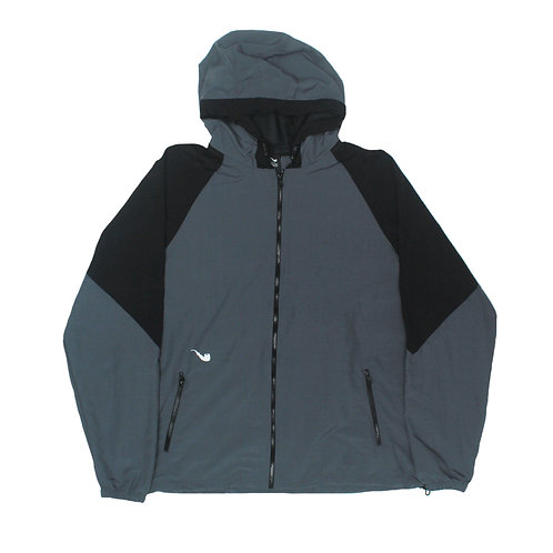 Jacket Trad Gray Black