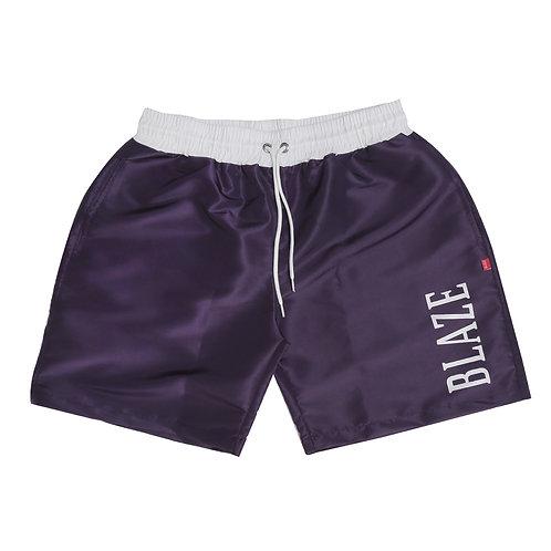 Short Blaze Purple