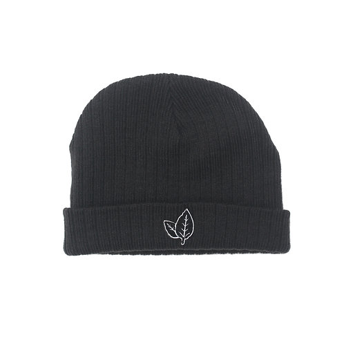 Beanie 2nd Leaf Grey