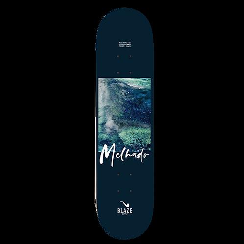 "Deck Melhado Marble 8.25"""