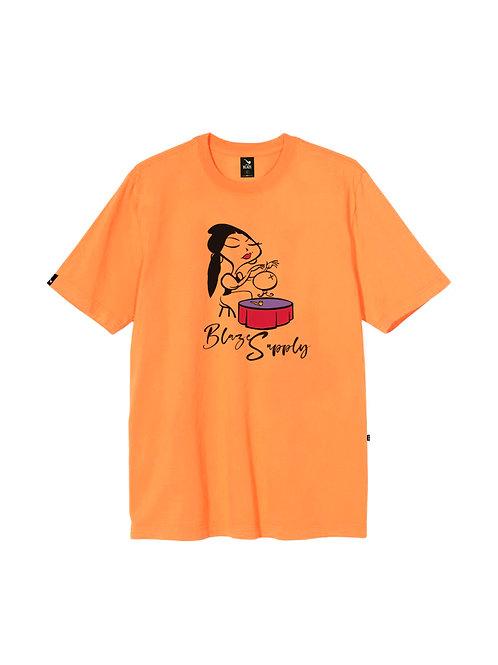 Tee Fortune Orange