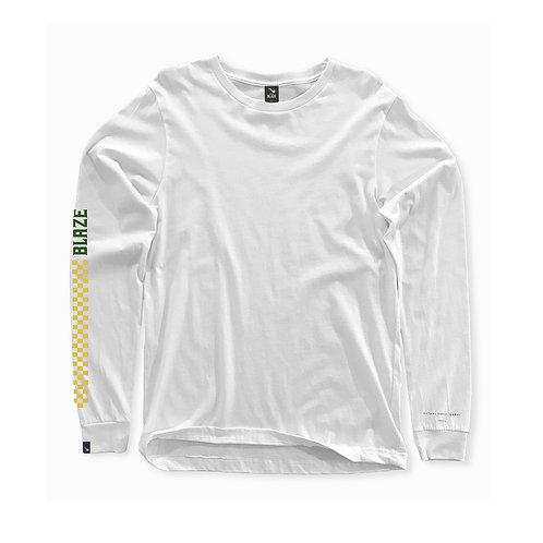 L/S Monumental White