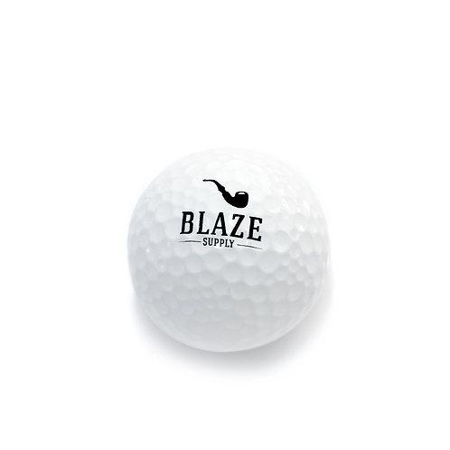 Blaze Golf Ball