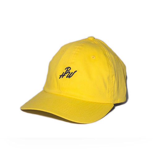 Strapback HPW Yellow