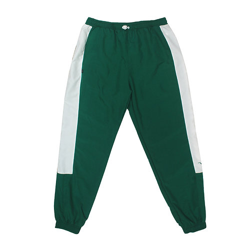 Track Pants Trad Green