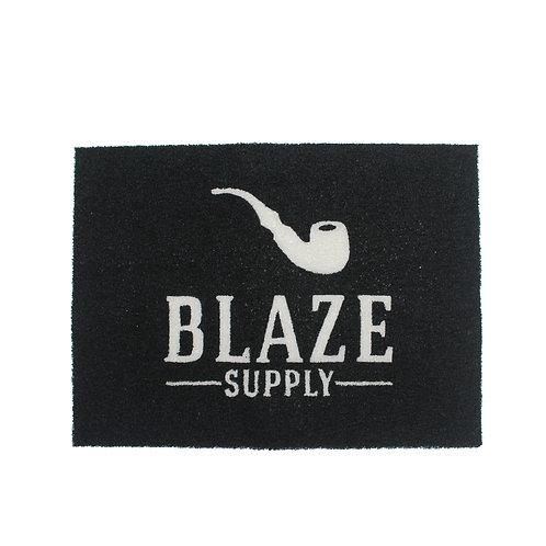 House Carpet Logo Black