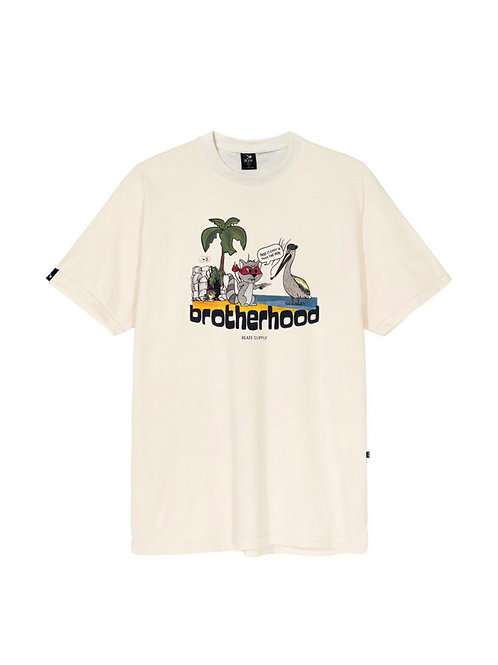 Tee Brotherhood Off White