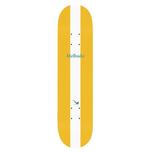 Deck Melhado Stripe Yellow 8'