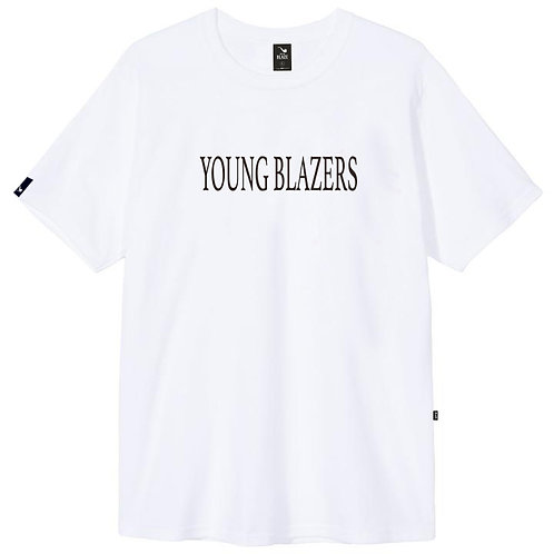 Tee Young Blazers White