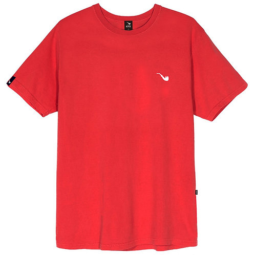 Tee Small Pipe Red